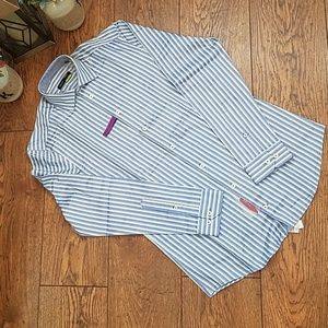 NWT Hörst Mens Slim Fit Dress Shirt (B-E2)